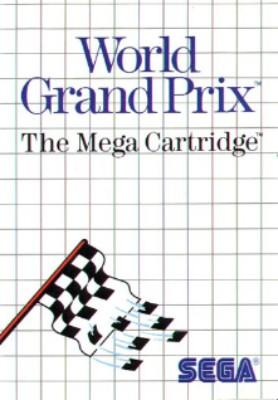 World Grand Prix Cover Art