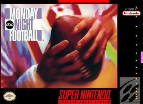 ABC Monday Night Football Cover Art