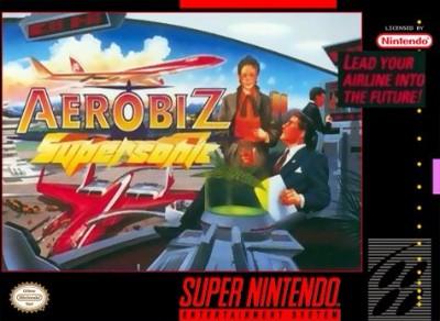 Aerobiz: Supersonic Cover Art