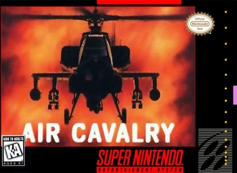 Air Cavalry Cover Art