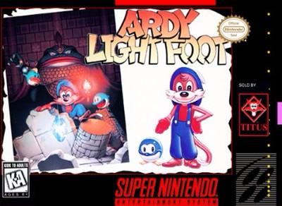 Ardy Lightfoot Cover Art