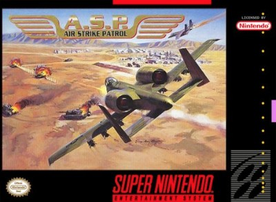 Air Strike Patrol Cover Art