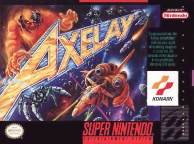 Axelay
