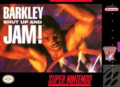 Barkley: Shut Up and Jam! Cover Art