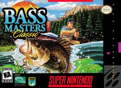 Bass Masters Classic Cover Art