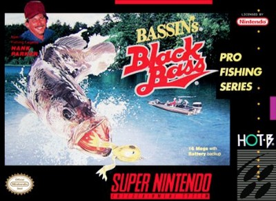 Bassin's Black Bass Cover Art
