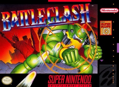 BattleClash Cover Art