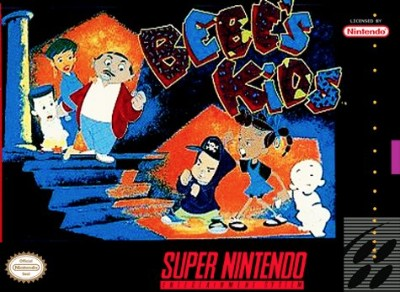 Bebe's Kids Cover Art