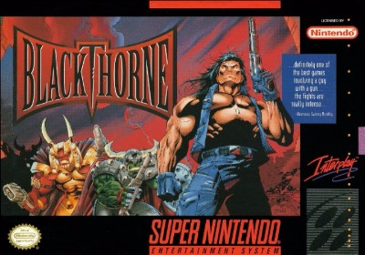 BlackThorne Cover Art