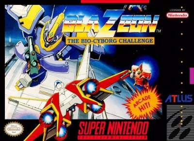 BlaZeon Cover Art