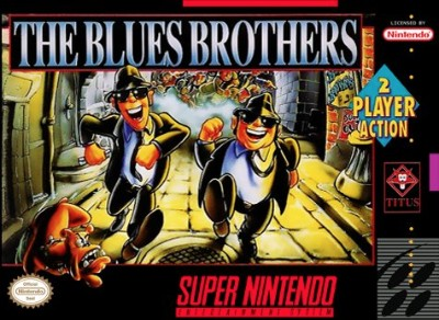 Blues Brothers Cover Art