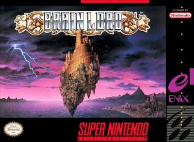 Brain Lord Cover Art