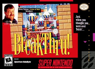 BreakThru! Cover Art
