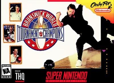 Brunswick World Tournament of Champions Cover Art