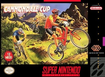 Cannondale Cup Cover Art