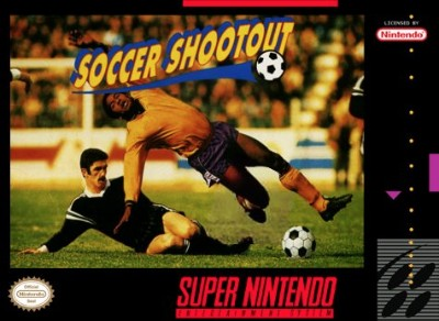 Soccer Shootout Cover Art