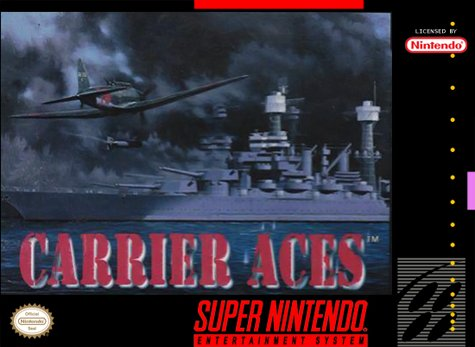 Carrier Aces Cover Art