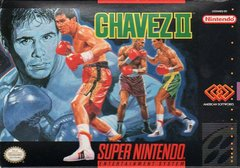 Chavez II Cover Art