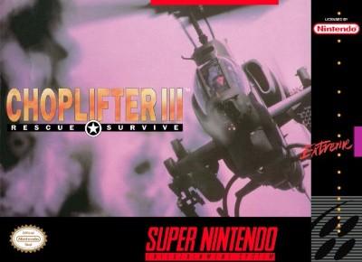 Choplifter III: Rescue & Survive