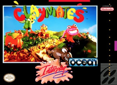 Claymates Cover Art