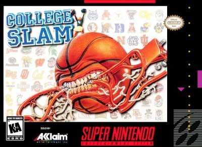 College Slam Cover Art