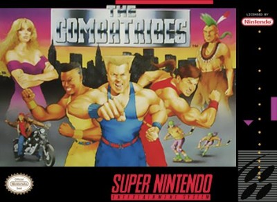 Combatribes Cover Art