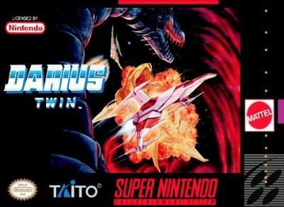 Darius Twin Cover Art