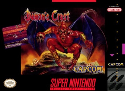 Demon's Crest Cover Art