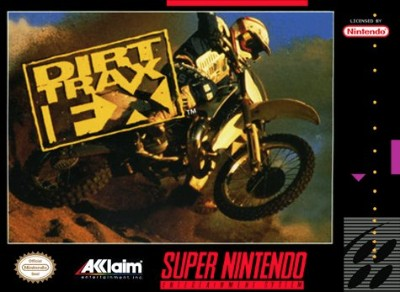 Dirt Trax FX Cover Art