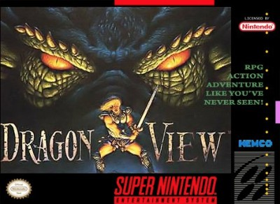 Dragon View: Drakkhen 2 Cover Art