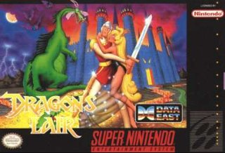 Dragon's Lair Cover Art