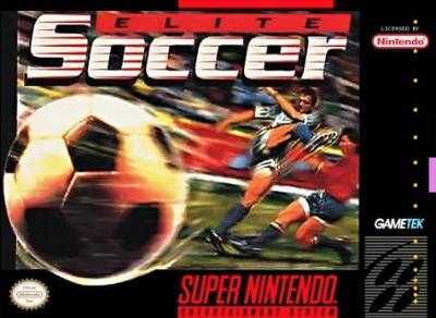 Elite Soccer Cover Art