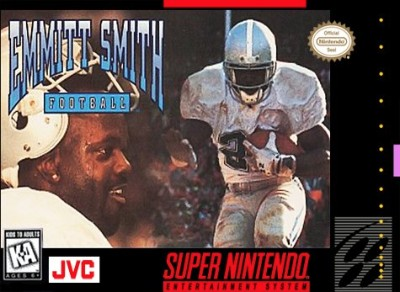 Emmitt Smith Football