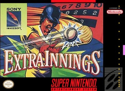 Extra Innings Cover Art