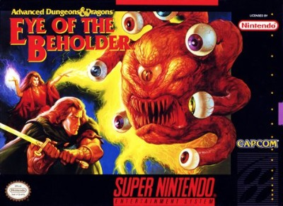 Advanced Dungeons & Dragons: Eye of the Beholder Cover Art