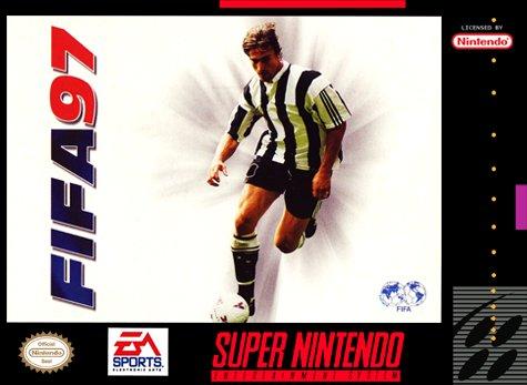 FIFA Soccer '97