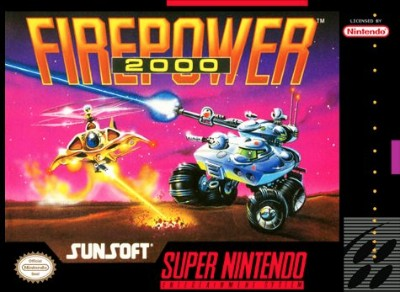 Firepower 2000 Cover Art