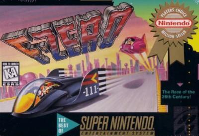 F-Zero [Player's Choice]
