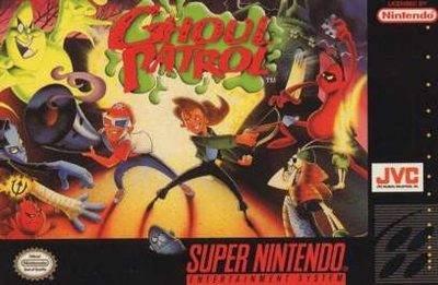 Ghoul Patrol Cover Art
