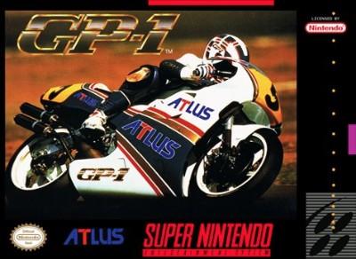 GP-1 Cover Art
