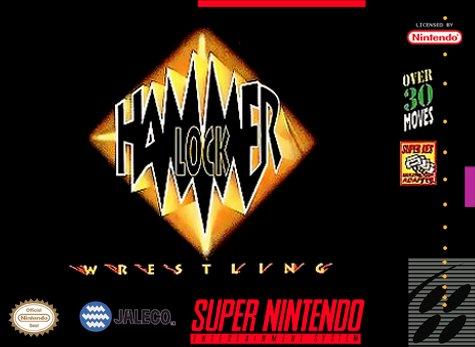 Hammerlock Wrestling Cover Art