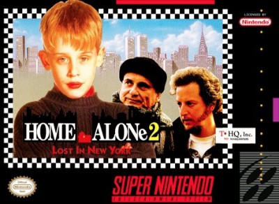 Home Alone 2: Lost in New York Cover Art