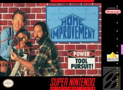 Home Improvement Cover Art