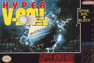 Hyper V-Ball Cover Art