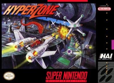 HyperZone Cover Art
