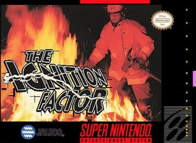 Ignition Factor Cover Art