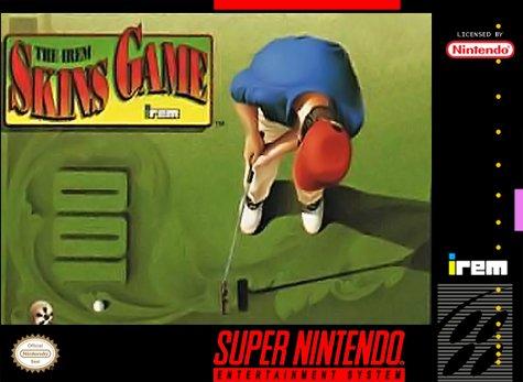 Irem Skins Game Cover Art