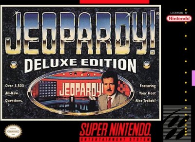 Jeopardy! Deluxe Edition Cover Art