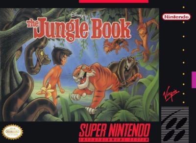 Jungle Book Cover Art