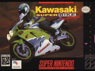 Kawasaki Superbike Challenge Cover Art